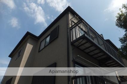 東京都武蔵野市、三鷹駅徒歩21分の築16年 2階建の賃貸アパート