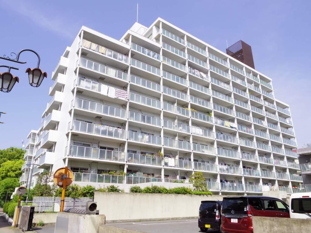 東京都武蔵野市、三鷹駅徒歩14分の築34年 11階建の賃貸マンション