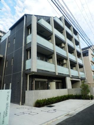 東京都調布市、仙川駅徒歩8分の築2年 5階建の賃貸マンション