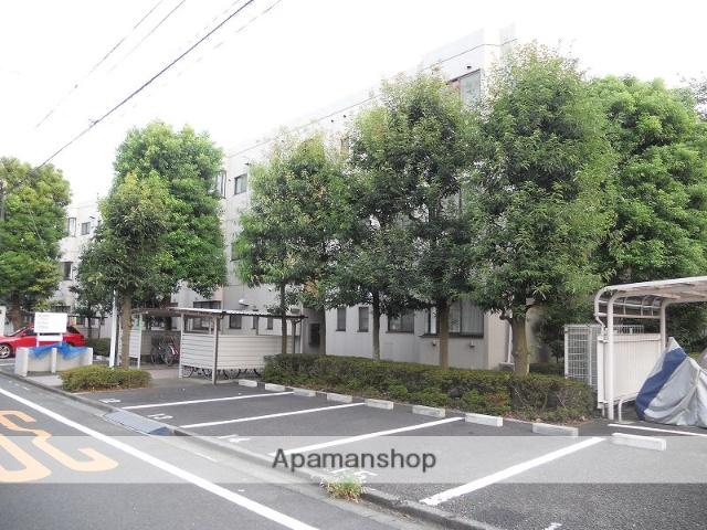 東京都三鷹市、吉祥寺駅徒歩37分の築31年 3階建の賃貸マンション