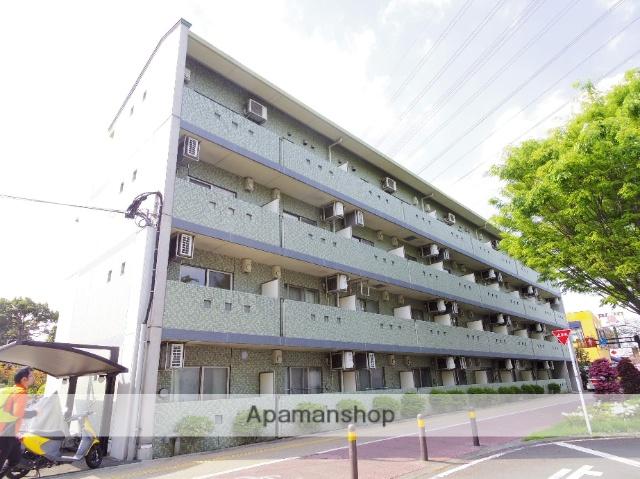 東京都調布市、調布駅小田急バスバス12分山野下車後徒歩3分の築13年 4階建の賃貸マンション