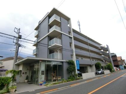 東京都小金井市、武蔵小金井駅徒歩15分の築8年 5階建の賃貸マンション