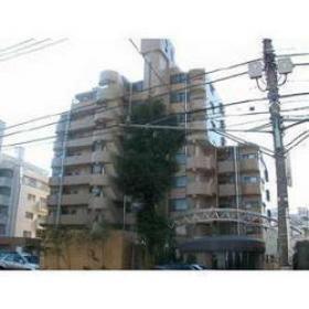 東京都西東京市、田無駅徒歩6分の築23年 9階建の賃貸マンション