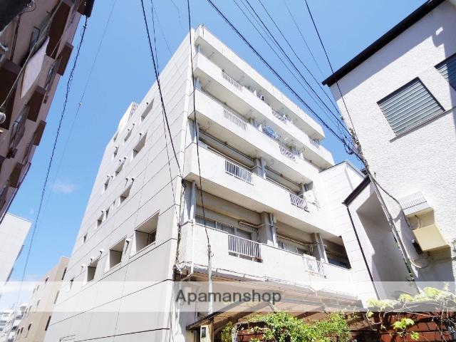 東京都武蔵野市、吉祥寺駅徒歩20分の築44年 5階建の賃貸マンション