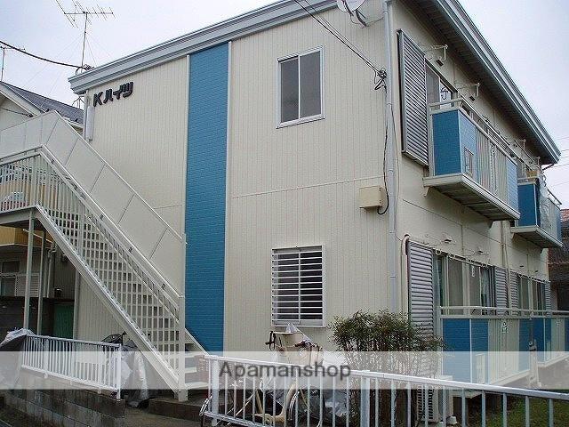 東京都調布市、柴崎駅徒歩20分の築29年 2階建の賃貸アパート