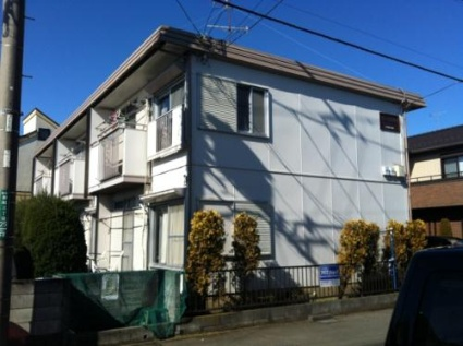 東京都国分寺市、国立駅徒歩25分の築30年 2階建の賃貸アパート