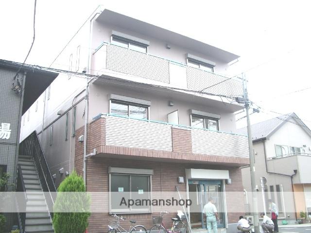 東京都武蔵野市、武蔵境駅徒歩9分の築8年 3階建の賃貸マンション