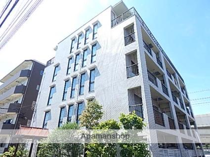 東京都国立市、矢川駅徒歩24分の築28年 5階建の賃貸マンション