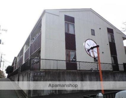 東京都三鷹市、久我山駅徒歩14分の築22年 2階建の賃貸マンション