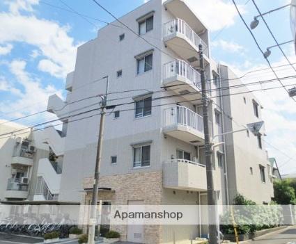 東京都武蔵野市、三鷹駅徒歩26分の築8年 5階建の賃貸マンション