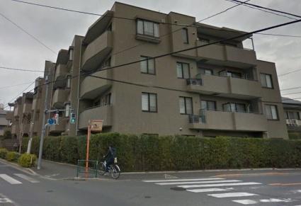 東京都武蔵野市、三鷹駅徒歩23分の築26年 4階建の賃貸マンション