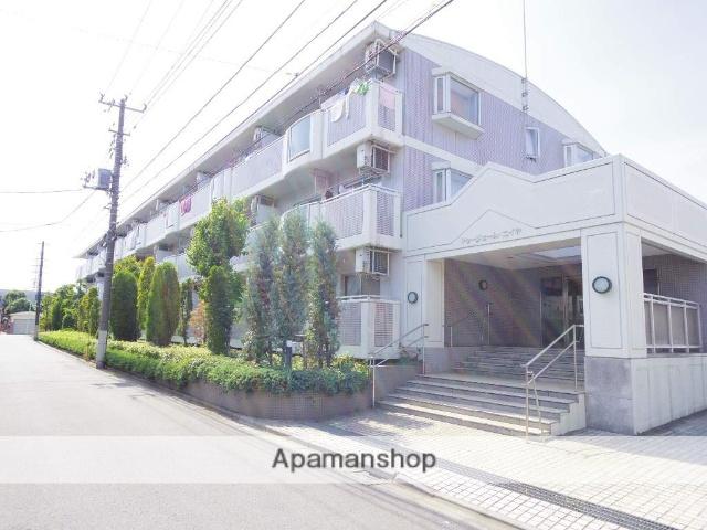 東京都三鷹市、三鷹駅バス13分二中前下車後徒歩4分の築21年 3階建の賃貸マンション
