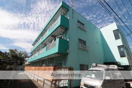 東京都武蔵野市、武蔵境駅徒歩15分の築28年 3階建の賃貸マンション