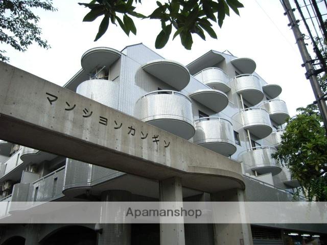 東京都武蔵野市、武蔵境駅徒歩16分の築24年 5階建の賃貸マンション