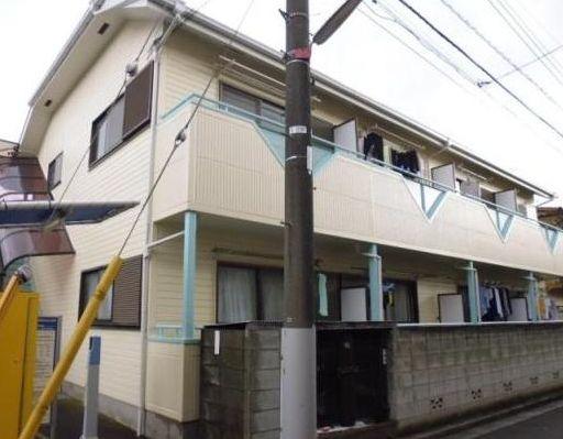 東京都三鷹市、吉祥寺駅徒歩17分の築21年 2階建の賃貸アパート