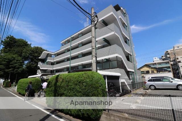 東京都武蔵野市、吉祥寺駅徒歩26分の築23年 5階建の賃貸マンション