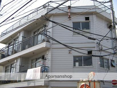 東京都武蔵野市、三鷹駅徒歩26分の築40年 3階建の賃貸マンション
