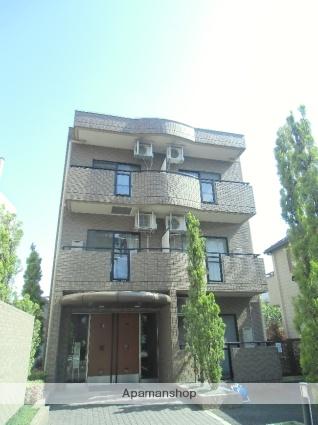 東京都武蔵野市、武蔵境駅徒歩14分の築19年 3階建の賃貸マンション