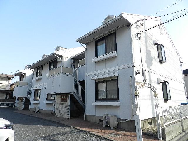 東京都武蔵野市、武蔵境駅徒歩5分の築28年 2階建の賃貸アパート