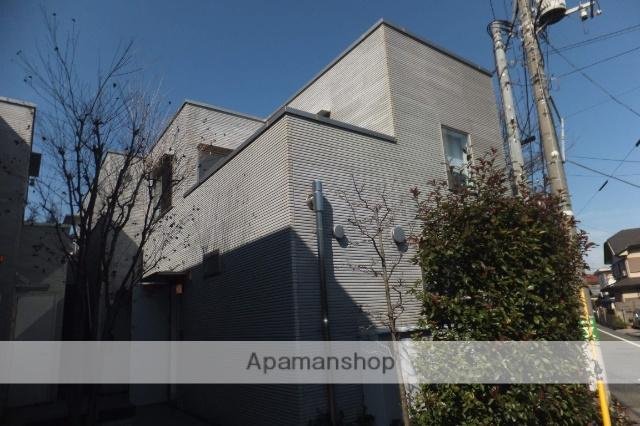 東京都三鷹市、三鷹駅徒歩18分の築7年 2階建の賃貸アパート