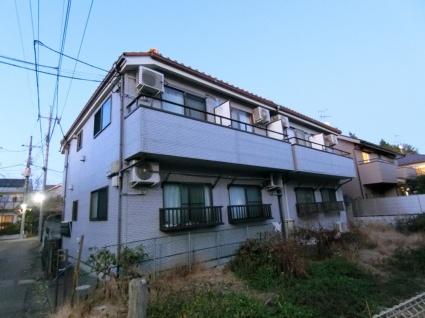 東京都小金井市、武蔵小金井駅徒歩28分の築17年 2階建の賃貸アパート