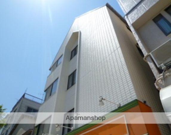 東京都武蔵野市、三鷹駅徒歩21分の築25年 4階建の賃貸マンション