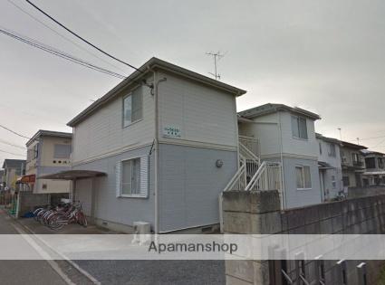 東京都武蔵野市、三鷹駅徒歩26分の築21年 2階建の賃貸アパート