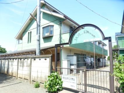 東京都国分寺市、西国立駅徒歩37分の築23年 2階建の賃貸アパート