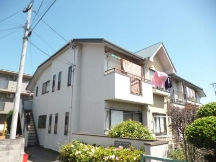 東京都国分寺市、西国分寺駅徒歩12分の築31年 2階建の賃貸アパート