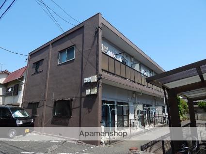 東京都国分寺市、西国分寺駅徒歩20分の築49年 2階建の賃貸マンション