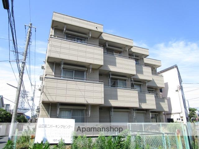 東京都武蔵野市、西荻窪駅徒歩19分の築25年 3階建の賃貸マンション