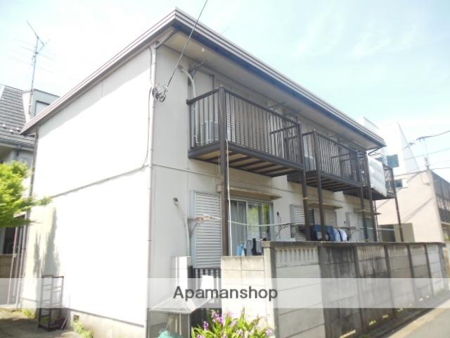 東京都武蔵野市、吉祥寺駅徒歩17分の築32年 2階建の賃貸アパート