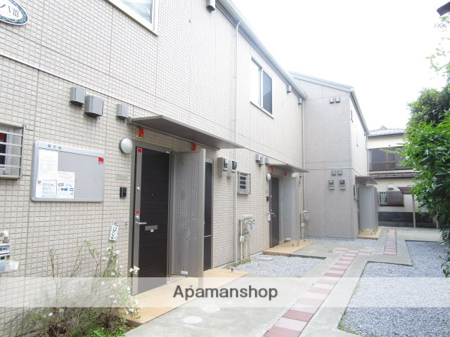 東京都三鷹市、吉祥寺駅バス24分中原小学校下車後徒歩2分の築4年 2階建の賃貸アパート