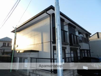 東京都三鷹市、吉祥寺駅徒歩23分の築17年 2階建の賃貸アパート