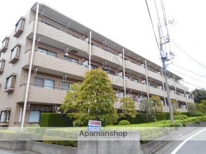 東京都調布市、仙川駅徒歩18分の築24年 4階建の賃貸マンション