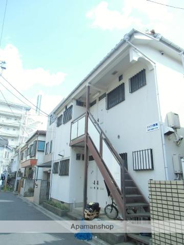 東京都三鷹市、吉祥寺駅徒歩27分の築31年 2階建の賃貸アパート
