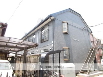 東京都武蔵野市、吉祥寺駅徒歩12分の築21年 2階建の賃貸アパート