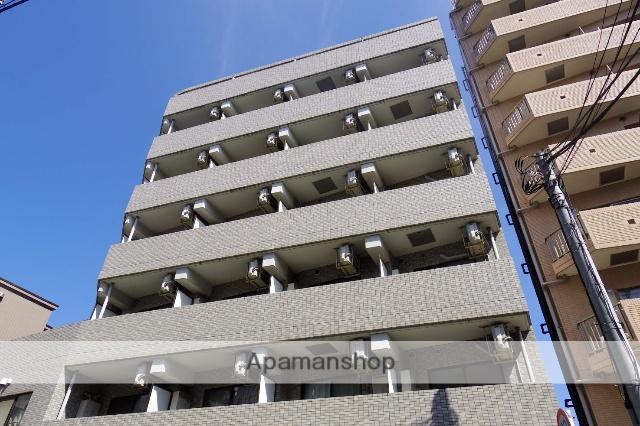 東京都三鷹市、吉祥寺駅徒歩25分の築18年 7階建の賃貸マンション