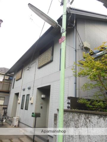 東京都三鷹市、吉祥寺駅徒歩23分の築18年 2階建の賃貸テラスハウス