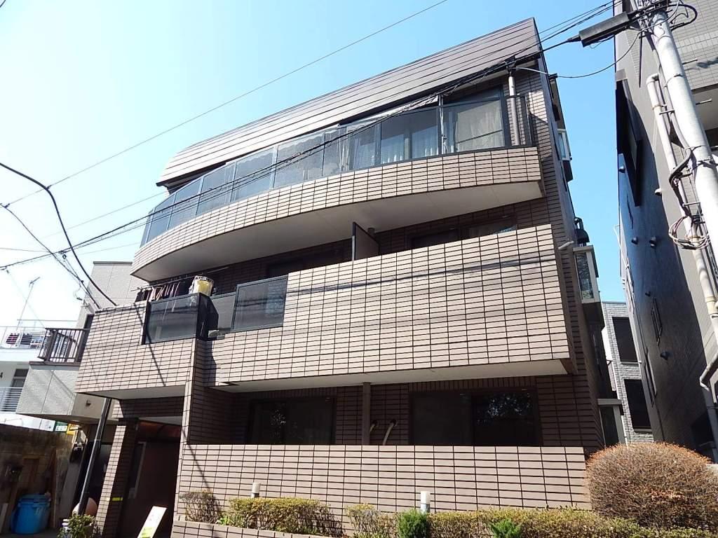 東京都国立市、矢川駅徒歩22分の築26年 4階建の賃貸マンション
