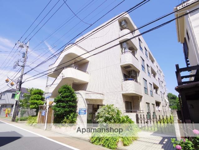 東京都武蔵野市、吉祥寺駅徒歩29分の築27年 4階建の賃貸マンション