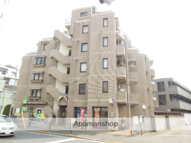 東京都武蔵野市、三鷹駅関東バスバス10分関前三丁目下車後徒歩2分の築30年 5階建の賃貸マンション