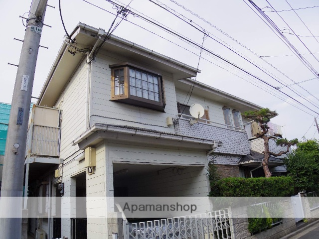 東京都武蔵野市、三鷹駅徒歩22分の築27年 2階建の賃貸アパート