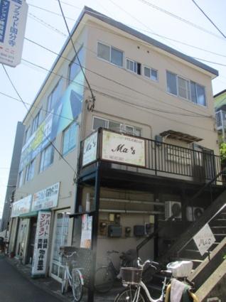 東京都国分寺市、武蔵小金井駅徒歩30分の築34年 3階建の賃貸マンション