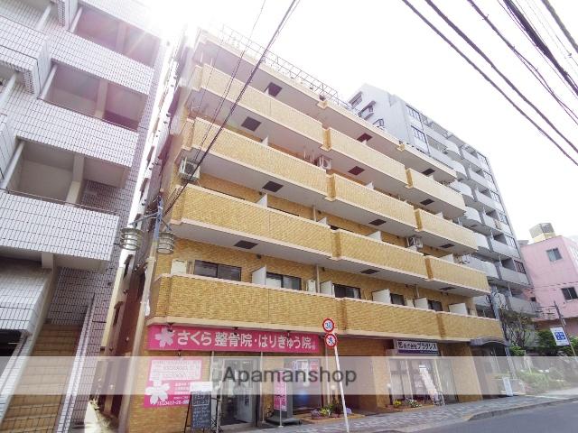 東京都三鷹市、吉祥寺駅徒歩18分の築28年 10階建の賃貸マンション