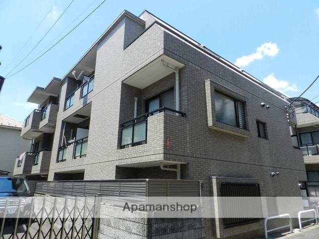 東京都武蔵野市、吉祥寺駅徒歩11分の築18年 3階建の賃貸マンション
