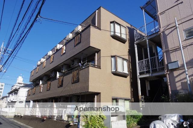 東京都武蔵野市、吉祥寺駅徒歩20分の築24年 3階建の賃貸マンション