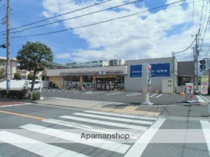 東京都武蔵野市御殿山2丁目[1K/20.46m2]の周辺8