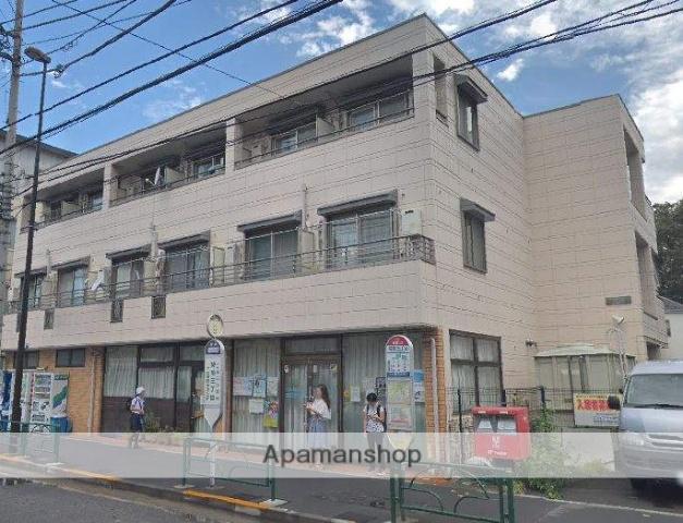 東京都武蔵野市、三鷹駅バス15分関前三丁目下車後徒歩2分の築26年 3階建の賃貸マンション