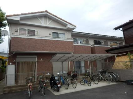 東京都国分寺市、恋ヶ窪駅徒歩12分の築7年 2階建の賃貸アパート